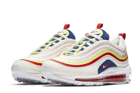 Sepatu Nike Air One Rainbow Sole nike air max 97 quot rainbow quot release info 2018 justfreshkicks