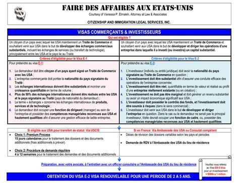 Lettre De Demande De Visa Americain formulaire demande de visa pour les etatsunis