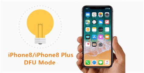 how to put your iphone8 iphone 8 plus iphone x in dfu mode 3utools