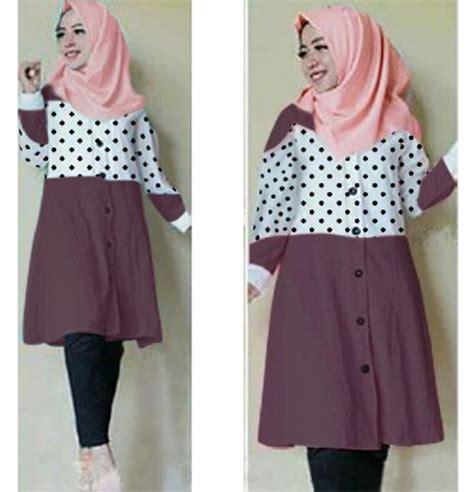 Baju Cantik jual baju muslim cantik baju tunik wanita muslim baju