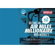 Become An Air Miles Millionaire With Modell's Sporting Goods