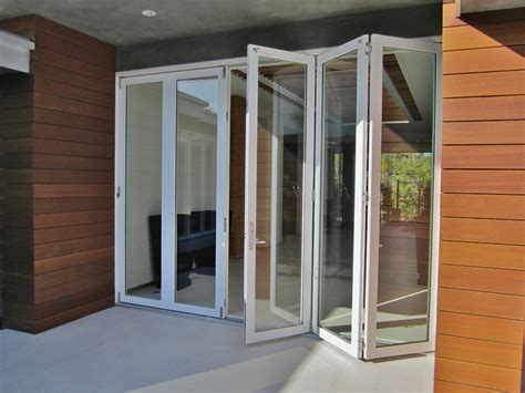Exterior Bi Folding Doors Beverly Exterior Bifold Door Installation