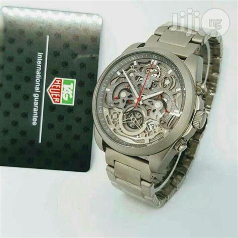Tagheuer Cr7 Rosegold tag heuer cr7 for sale in lagos island buy watches from