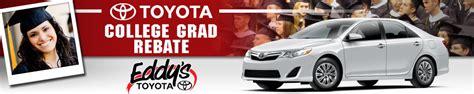Toyota College Graduate Program Wichita Toyota College Graduate Program New Vehicle