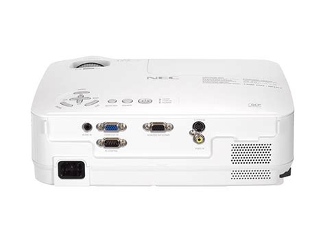 Proyektor Nec Np13lp nec projektoren nec v260 svga dlp beamer