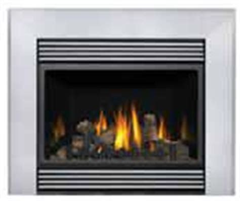 Gas Fireplace Trim Kits by Napoleon Brushed Stainless Steel Beveled Trim Kit For