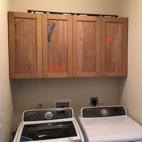 How To Build Laundry Room Cabinets How To Build Cabinets Laundry Room Makeover Revival Woodworks