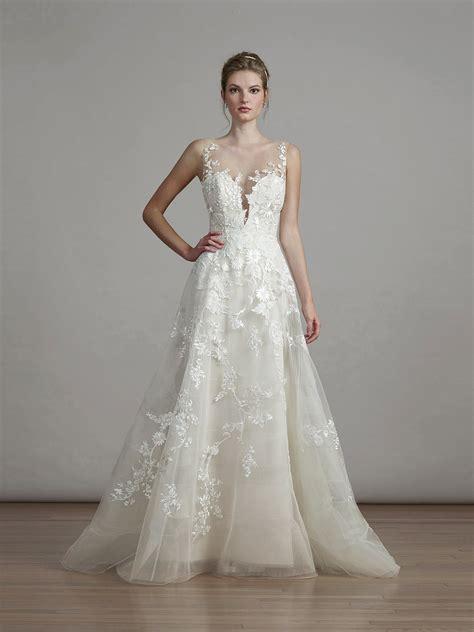 Wedding Dresses Brides by Liancarlo Bridal Wedding Dress Collection 2018