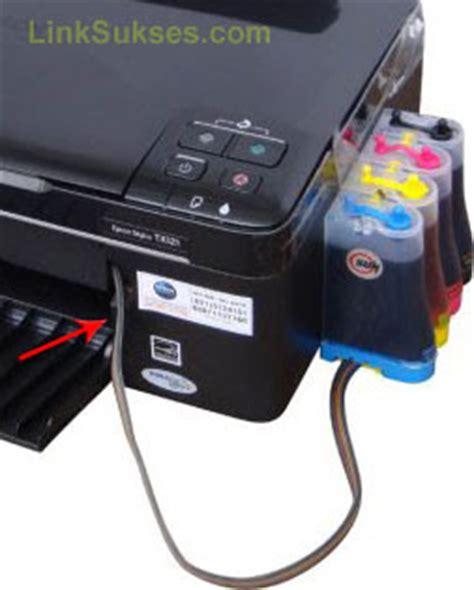cara reset tx121 non chip printer epson stylus tx 121 link sukses