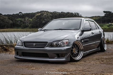 toyota altezza vs lexus is300 the world s best photos of altezza and coilovers flickr