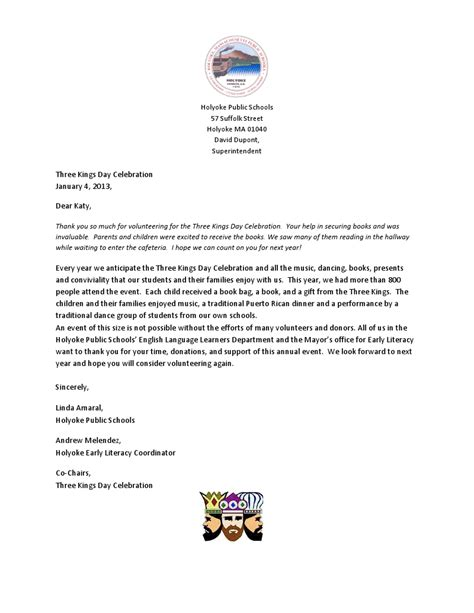 thank you letter to band parents thank you letter to school from parents thank you letter
