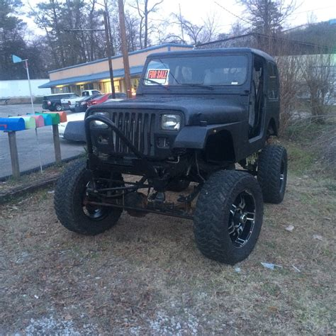 jeep yj rock crawler 1994 jeep wrangler yj rock crawler custom built buggy all