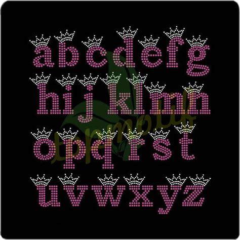 rhinestone alphabet templates alphabet rhinestone design transfers alphabet rhinestone
