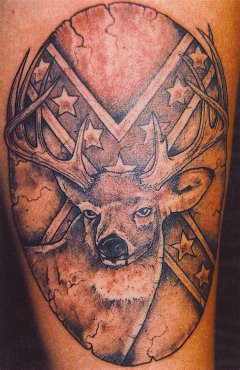hunting tattoos designs deer tattoos designs ideas and meaning tattoos for you