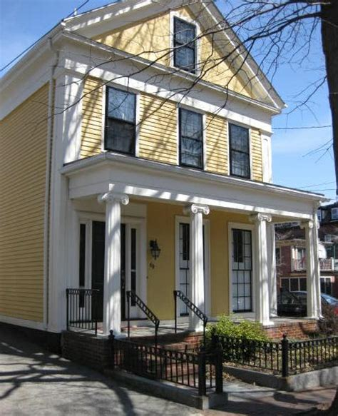greek revival house greek revival houses in cambridge ma discover more ideas