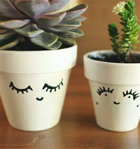 cute flower pots 1000 images about terra cotta pot ideas on pinterest