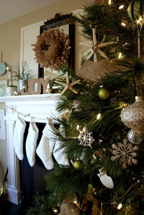 house christmas decoration ideas 2011 christmas home tours the inspired room virtual