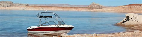 deck boat lake powell skylite boat rentals at lake powell