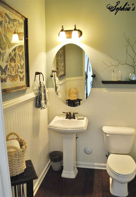 bathroom powder room ideas sophia s powder room makeover