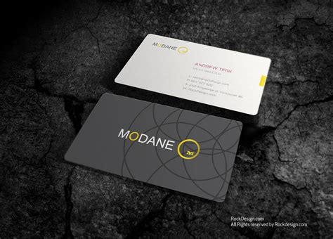 corporate visiting card templates business card template fotolip rich image and wallpaper