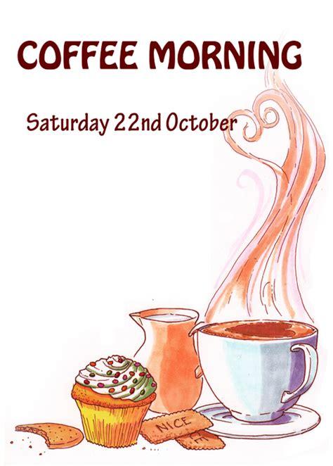Coffee Morning On Behance Coffee Morning Invitations Templates