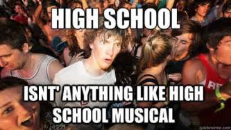 Meme High School - high school memes
