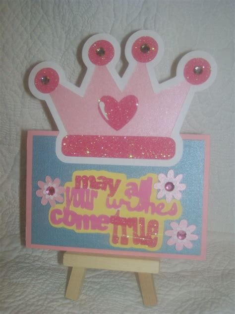 card with cricut 124 best images about princess cards etc on
