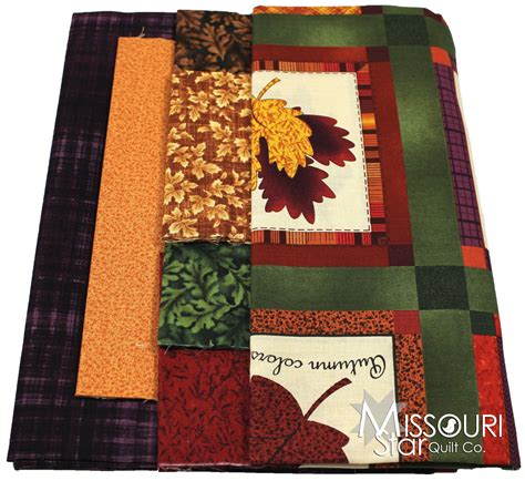 Benartex Quilt Kits by Leaf Notes Quilt Kit Benartex