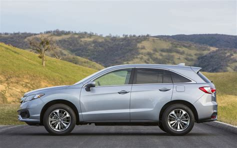 what is an acura acura rdx 2017 suv drive