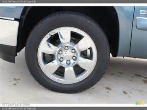 Tires And Rims For Gmc 1500 2011 Gmc 1500 Sle Crew Cab Wheel And Tire Photo