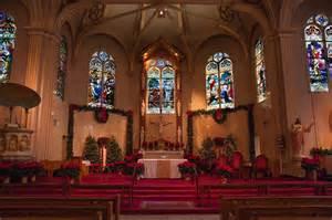 st landry catholic church christmas in st landry