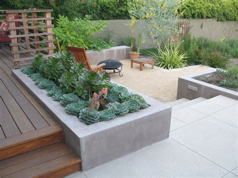 Backyard Planter Ideas 36 Planter Box Ideas For Small Backyards And Patios