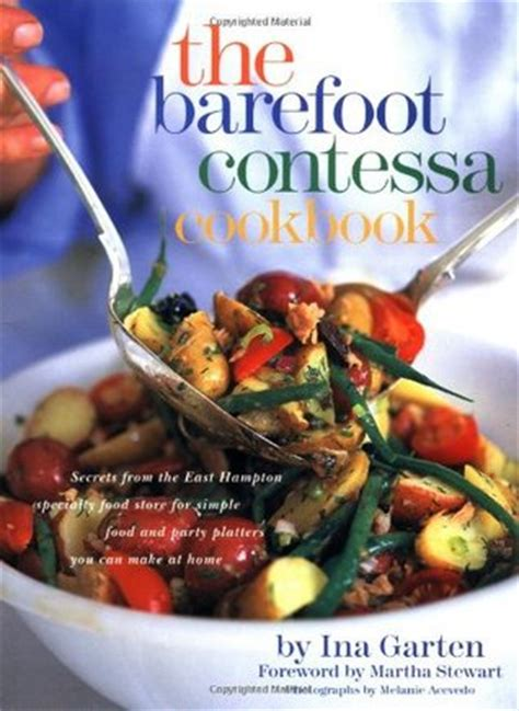 ina garten book the barefoot contessa cookbook by ina garten reviews