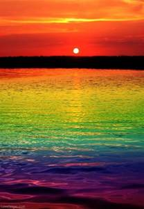 show me colors of the sky rainbow sunset pictures photos and images for