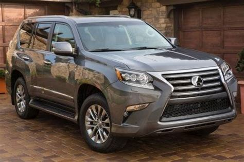 Lexus Gx 460 Towing 2014 Lexus Gx 460 Towing Capacity Specs View