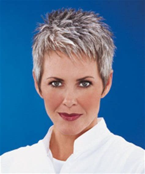 photos of very short grey hairstyles with mahogany highlights 17 best images about short hair styles on pinterest