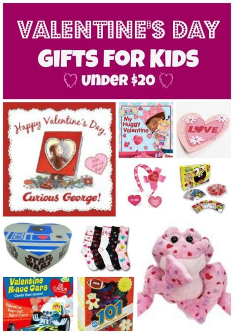 valentines gifts for children s day gifts for 20