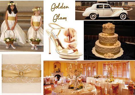 White and Gold Wedding Theme ? OOSILE