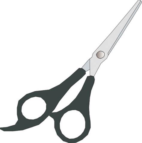 cartoon haircut scissors scissors cartoon free hair grey cut cutting sharp blade