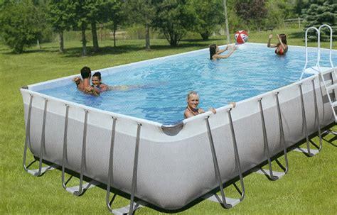 piscina da giardino fuori terra piscina fuori terra garden4us
