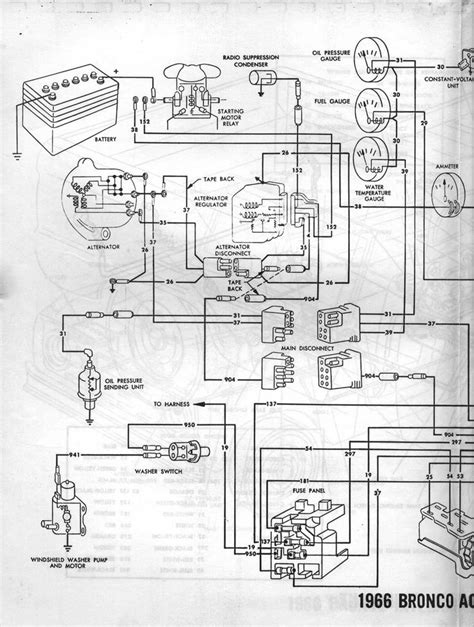 1966 f 100 turn signal wiring diagram 1966 get free