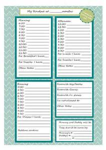 nanny log sheet templates 25 best ideas about checklist on