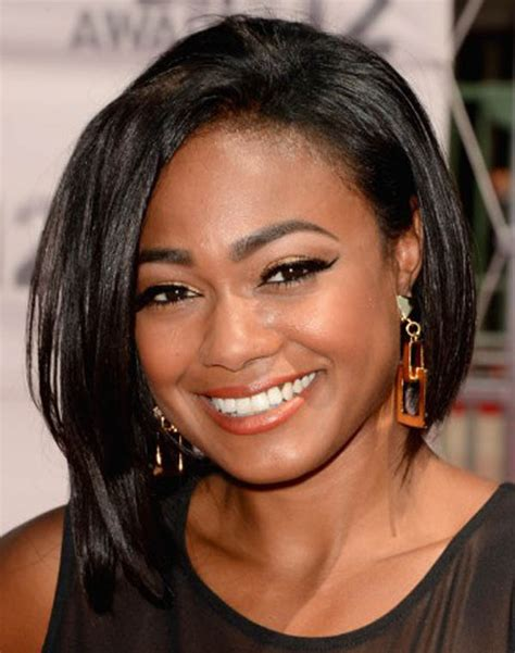 easy hairstyles for medium length african american hair celebrity hair trends head2toe magazine