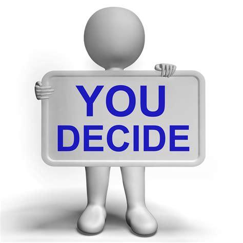 Your Is its all a choice hodgson health