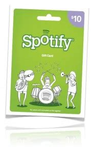 Spotify Gift Card For Student - spotify brings physical gift cards to the u s shortly after reinstating e card