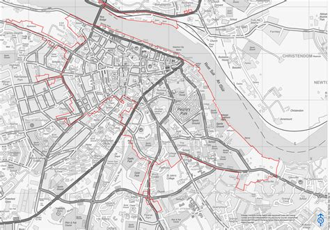 map of waterford city category living city initiative johndeasytd
