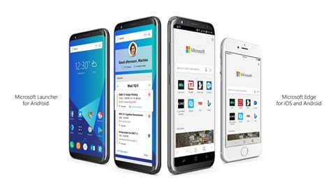 Microsoft Android microsoft launcher review an apple by any other name androidpit