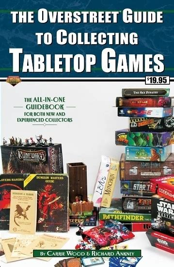 complete guide to sts collecting books icv2 overstreet releasing tabletop guide