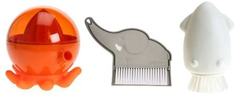 Octopus Juicer And Squid Scrub Brush Them Or Them by Swissmiss Animals Entering Our Home