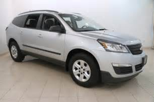 Chevrolet Traverse Used New And Used Chevrolet Traverse For Sale In Mentor Oh U